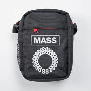 Mass Denim saszetka small bag Conversion black BLAKK