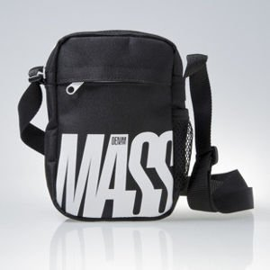 Mass Denim saszetka small bag Outsized black