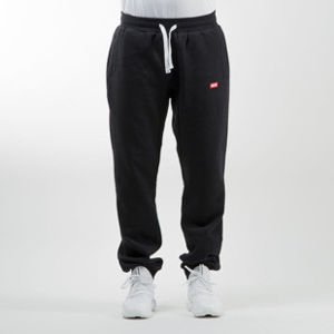 Mass Denim spodnie dresowe sweatpants Cover regular fit black