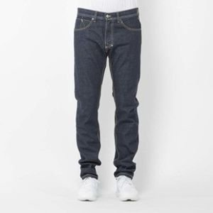 Mass Denim spodnie jeans Flip tapered fit rinse SS2017