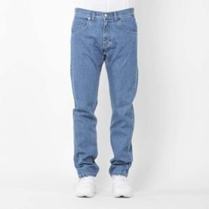 Mass Denim spodnie jeans Legendary straight fit blue SS2017