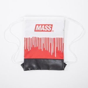 Mass Denim worek na plecy Cover Gymbag white