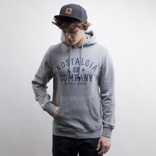 Mitchell & Ness bluza Own Brand hoody grey heather Nostalgia