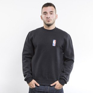Mitchell & Ness bluza crewneck NBA Logoman black Team Logo