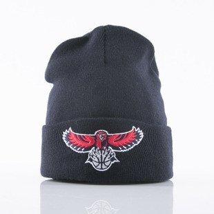 Mitchell & Ness czapka Atlanta Hawks navy Team Talk EU175