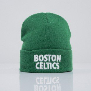 Mitchell & Ness czapka Boston Celtics green Headline EU253