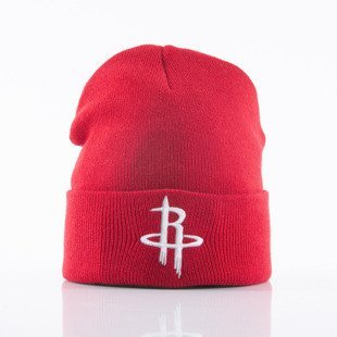 Mitchell & Ness czapka Houston Rockets red Team Talk EU175