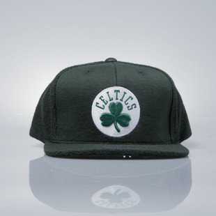Mitchell & Ness czapka snapback Boston Celtics green VV32Z TONAL TEXTURE FRENCH TERRY