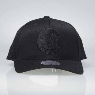 Mitchell & Ness czapka snapback Brooklyn Nets black EU889 FLEXFIT 110