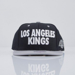 Mitchell & Ness czapka snapback Los Angeles Kings black Score EU300