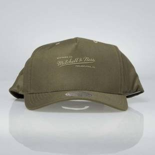Mitchell & Ness czapka snapback M&N Own Brand olive INTL047 Tactical