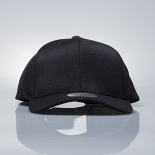 Mitchell & Ness czapka snapback M&N black EU1011 SOLID COLOUR LOW PRO STRETCH