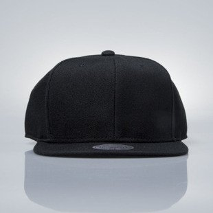 Mitchell & Ness czapka snapback M&N black EU930 SOLID COLOUR BLANK