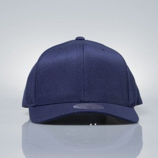 Mitchell & Ness czapka snapback M&N navy EU1011 SOLID COLOUR LOW PRO STRETCH