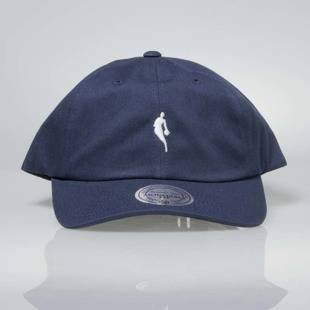 Mitchell & Ness czapka snapback NBA navy / white INTL053 Little Dribbler Dad Hat