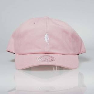Mitchell & Ness czapka snapback NBA pink / white INTL053 Little Dribbler Dad Hat