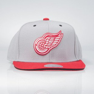 Mitchell & Ness czapka snapback NHL Detroit Red Wings red TIPOFF EU292