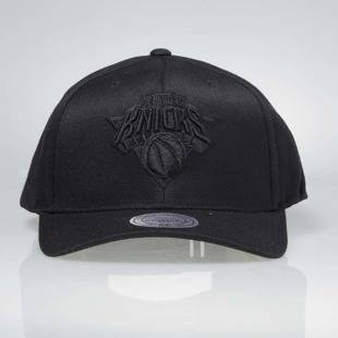 Mitchell & Ness czapka snapback New York Knicks black EU889 FLEXFIT 110