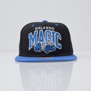 Mitchell & Ness czapka snapback Orlando Magic black Team Arch NA80Z
