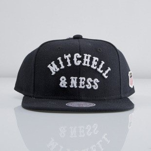 Mitchell & Ness czapka snapback Patriot black EU399