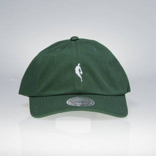 Mitchell & Ness czapka strapback NBA green / white QB03Z LITTLE DRIBBLER DAD HAT