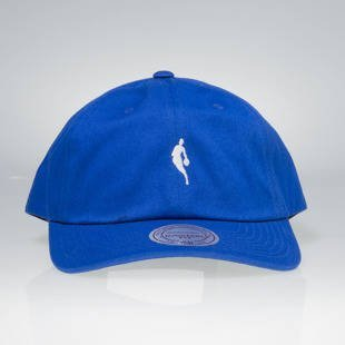 Mitchell & Ness czapka strapback NBA royal / white QB03Z LITTLE DRIBBLER DAD HAT