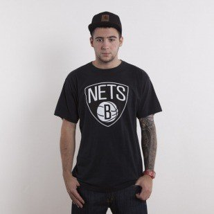 Mitchell & Ness koszulka Brooklyn Nets black Team Logo