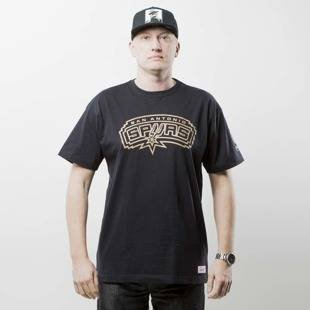 Mitchell & Ness koszulka San Antonio Spurs black NBA WINNING PERCENTAGE