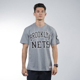 Mitchell & Ness koszulka t-shirt Brooklyn Nets grey NBA Start Of The Season Traditional
