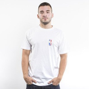 Mitchell & Ness koszulka t-shirt NBA Logoman white Core Logo Traditional