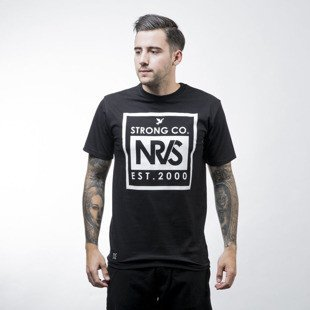Nervous koszulka t-shirt Condensed black