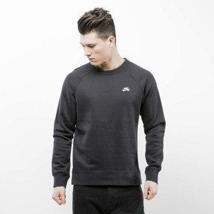 Nike SB bluza crewneck Icon Fleece black 800153-010