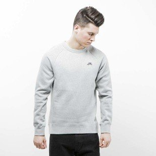 Nike SB bluza crewneck Icon Fleece dark grey heather 800153-063