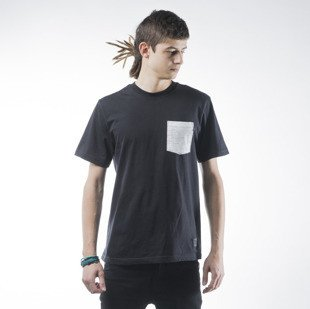 Nike SB koszulka t-shirt Woodgrain Pocket black (589905-010)