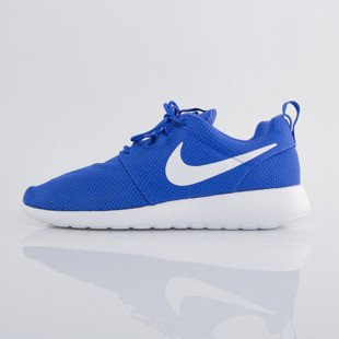 Nike buty sneakers Roshe One game royal / white - black (511881-416)