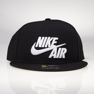 Nike czapka snapback NSW Air True black 805063-010