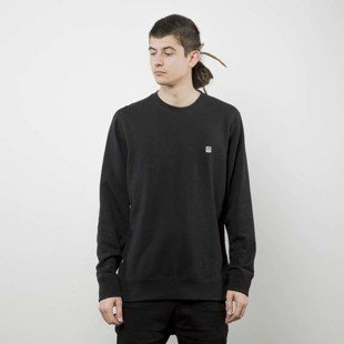 Obey bluza sweatshirt Eighty Nine Icon Crew black