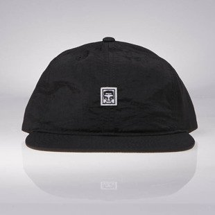 Obey czapka Half Face 6 Panel Hat black