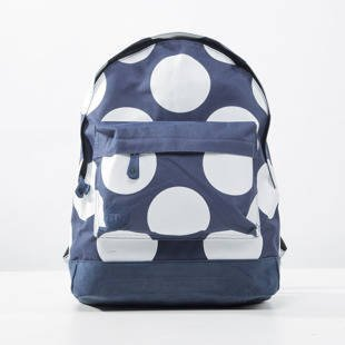 Pecak Mi-Pac Polka XL Backpack navy / white