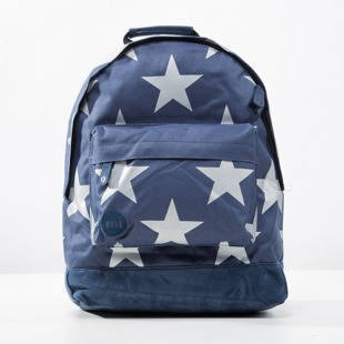 Pecak Mi-Pac Stars XL Backpack navy / silver