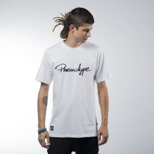 Phenotype koszulka t-shirt Logo Tee white