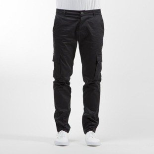 Phenotype spodnie Cargo Chino black