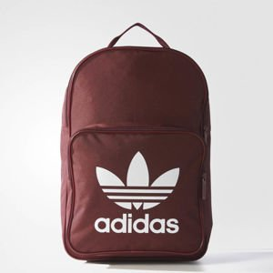 Plecak Adidas Originals BP Clas Trefoil Backpack burgundy BP7303