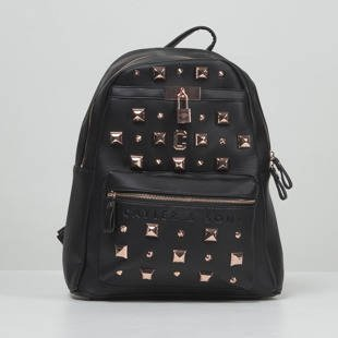 Plecak Cayler & Sons GLD Upgrade II Backpack black / gold