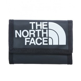 Portfel The North Face Base Camp Wallet black / white T0CE69KY4-OS