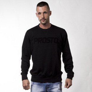 Prosto KLASYK bluza Sweatshirt Side P black