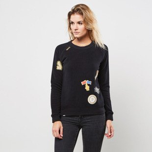 Prosto bluza Girls Crewneck Hard black