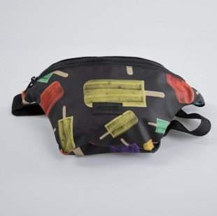 Prosto saszetka Streetbag Icecream black / multicolor