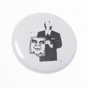 Przypinka Obey pin Corporate Violence