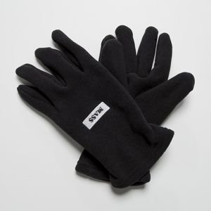 Rekawiczki Mass Denim Plate Gloves black